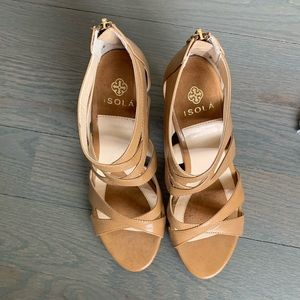 Isola Shoes - Isola Sandals (never worn)